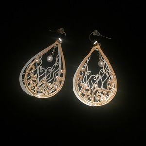 Brighton earrings.